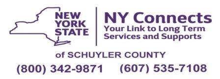 NYS Connects w phone numbers for web